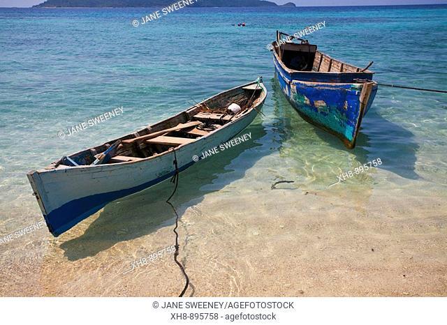 Chachauate Caye, Cochinos Cays, Bay Islands, Honduras