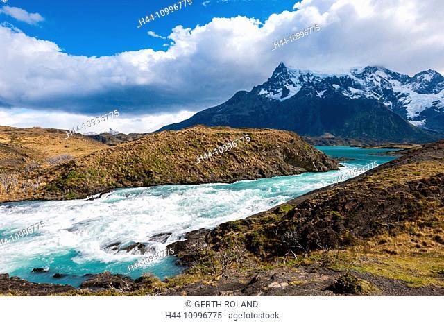 Lake Nordenskjöld, Chile, Patagonia