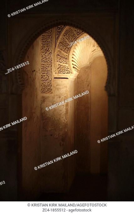 Alhambra, Unesco World Cultural Heritage, Granada, Andalusia, Spain