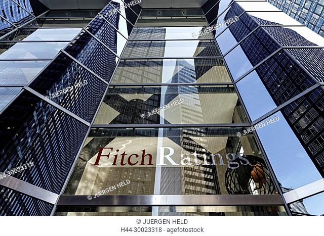 Headquarter Fitch Ratings Manhattan, Financial District, NYC