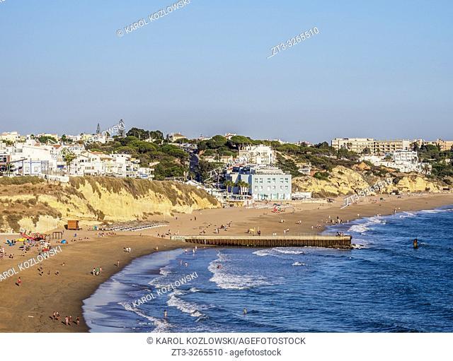 Pescadores Beach, Albufeira, Algarve, Portugal