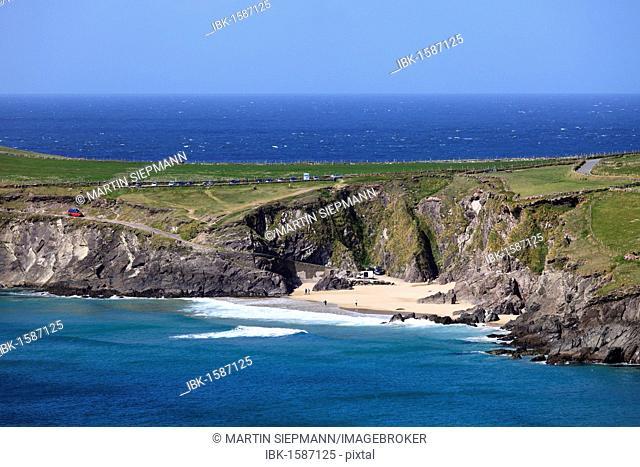Dunmore Head, Dingle Peninsula, County Kerry, Ireland, British Isles, Europe