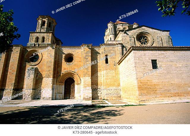 Collegiate church of Santa Maria la Mayor (12th-13th Centuries). Toro. Zamora province. Castilla y Leon. Spain