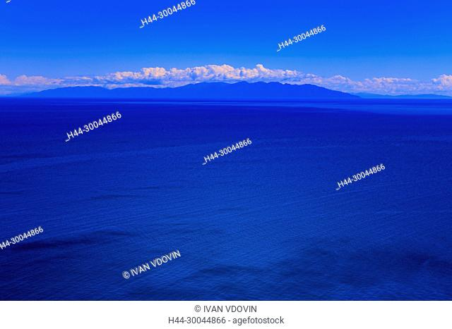 Olkhon island, Sagan Khushun cape, Baikal lake, Russia