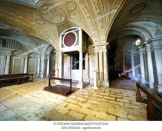 San Martino ai monti church - Rome, Italy