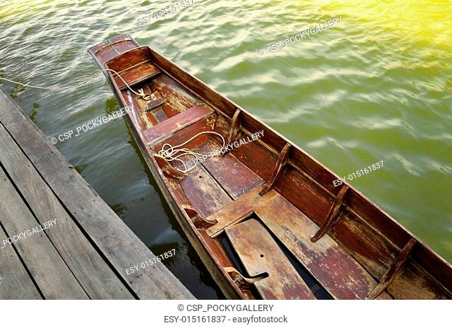 Rowboat of Thailand