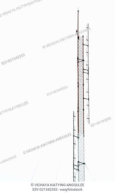 Telecommunication Radio antenna