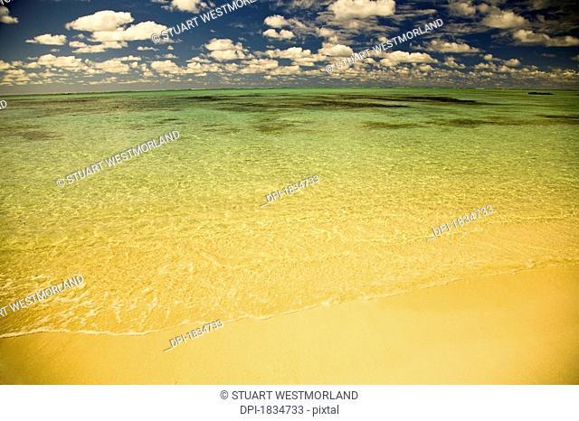 Ile Aux Cerf, Mauritius, Africa
