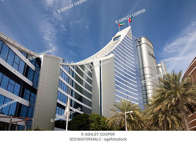 The Jumeira hotel in Dubai UEA