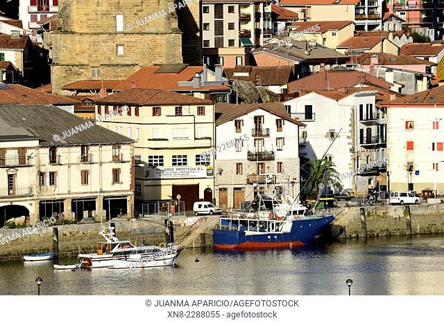 Orio, Guipozcoa, Basque Country, Spain, Europe