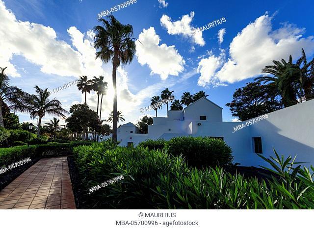 Spain, Canary Islands, Puerto del Carmen, Clubhotel Riu Paraiso, hotel, club, Lanzarote, holiday