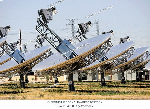Maricopa Solar SES Suncatchers Phoenix Arizona