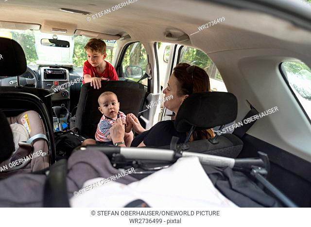 Costa Rica, Alajuela, San Carlos, travel with family in the car hire