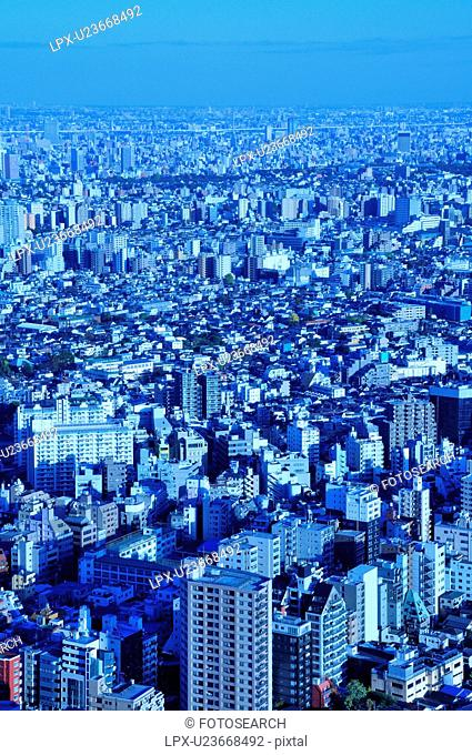 Crowded Buildings