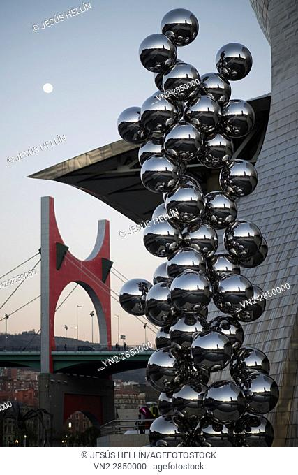 Bilbao is a city in northern Spain, the largest city in the province of Biscay and in the Basque Country as a whole