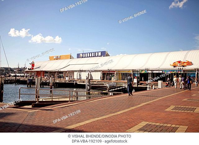 sydney aquarium Darling Harbour australia