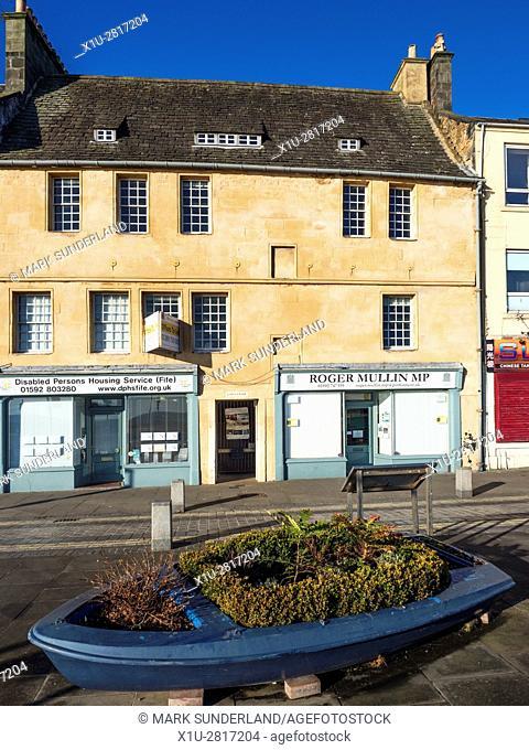 Kirkcaldy Fife Scotland