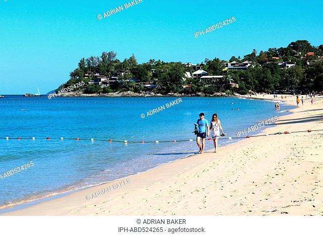 Thailand Phuket Kata Noi Beach