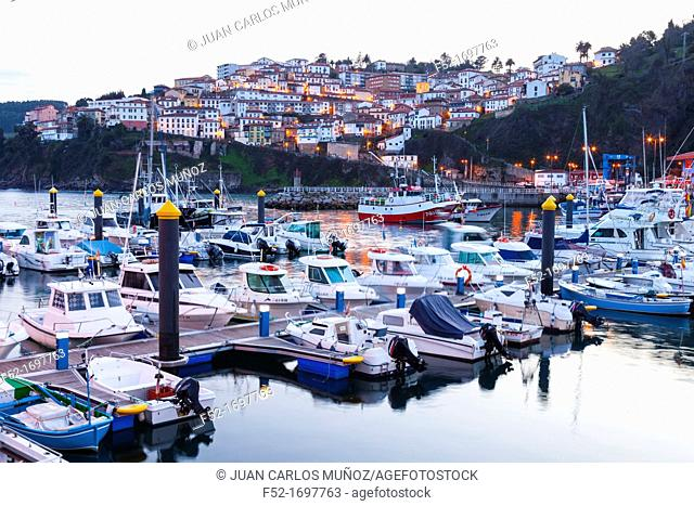 Lastres - Llastres Village, Colunga Council, Asturias, Spain, Europe