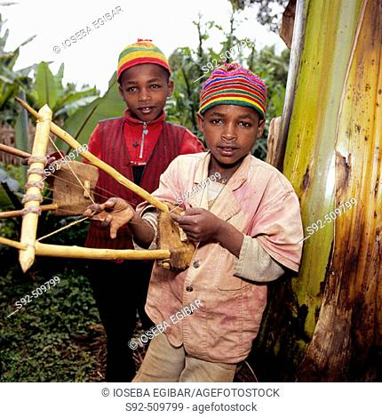 Children, Southern Ethiopia