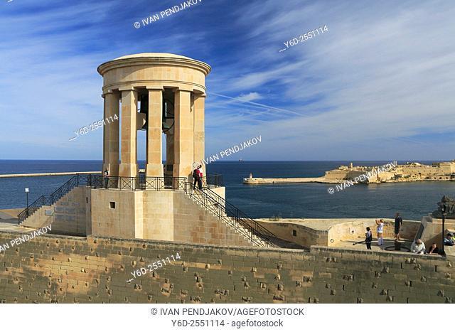 Victory Bell, Valletta, Malta
