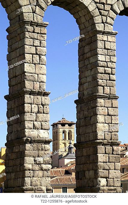 Segovia Aqueduct  Segovia Spain