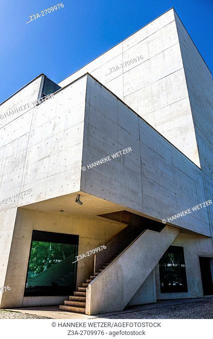 Interactive Science Museum, Parque das Nações in Lisbon, Portugal, Europe