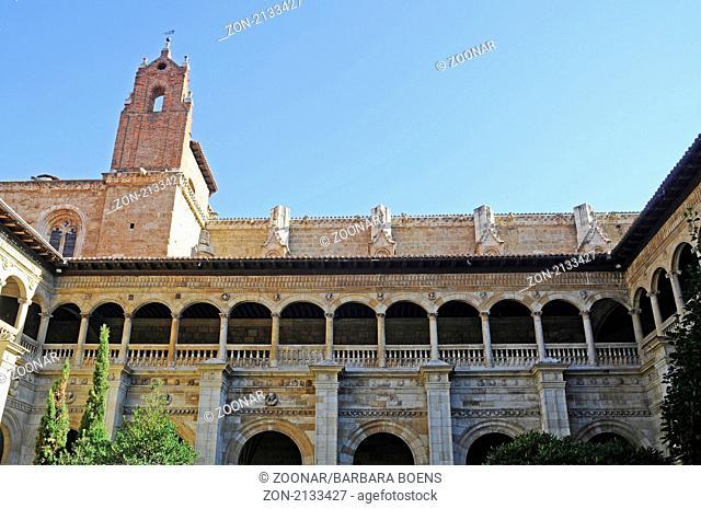 San Marcos, church, museum, Kirche, Leon, province of Castilla y Leon, Kastilien Leon, Spanien, Spain