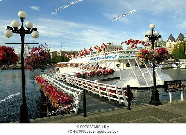Victoria, British Columbia, Canada, Vancouver Island, Inner Harbour, Undersea Gardens