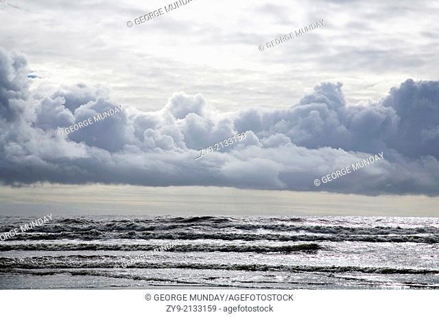 Silver Waves shot from Stradbally Beach, Copper Coast Geopark, County Waterford, Ireland