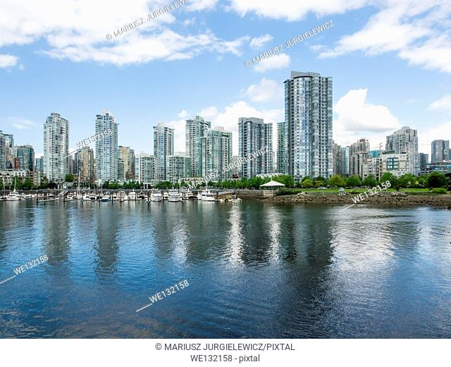 Yaletown is an area of Downtown Vancouver approximately bordered by False Creek, Robson, and Homer Streets