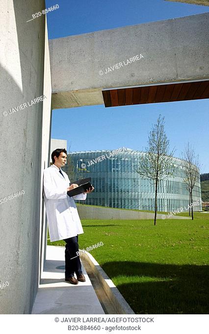 Researcher, Technology Park of Bizkaia, Zamudio, Basque Country, Spain