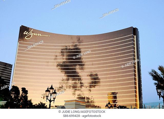 Wynn Hotel, Las Vegas, Nevada, USA