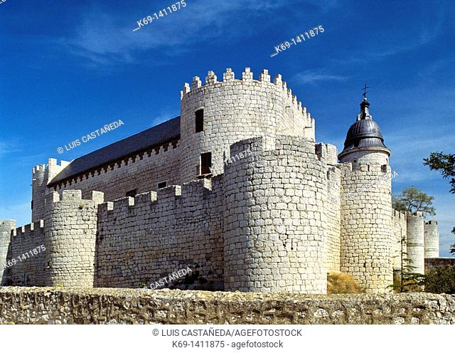 The citadel is now the Archivo General del Reino, to which the national archives of Spain were removed by order of Philip II in 1563  Their transference thither...