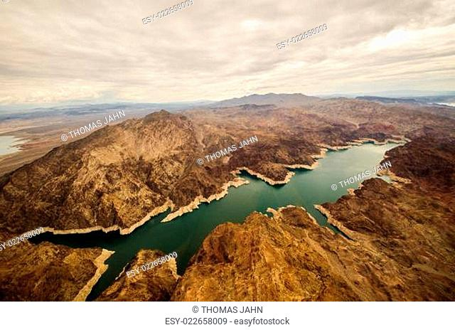 Utha canyon panorama