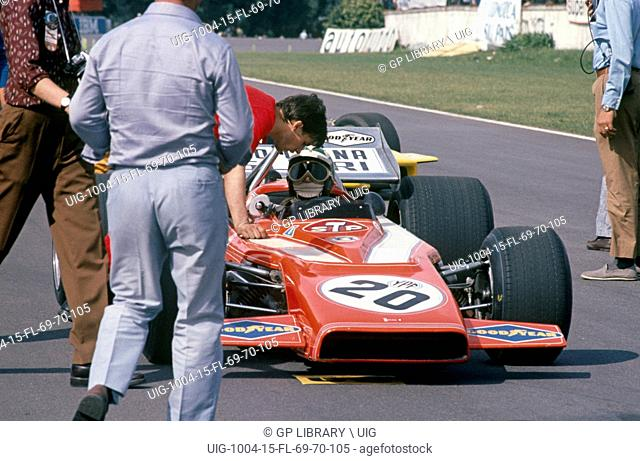 Argentine GP non-Championship, 24th January 1971. Silvio Moser, Bellasi, finished 11th