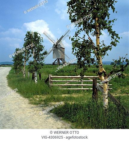 D-Detmold, Werre, nature reserve Eggegebirge-South Teutoburg Forest, Eggegebirge, Teutoburgian Forest, Ostwestfalen-Lippe, Westphalia, North Rhine-Westphalia