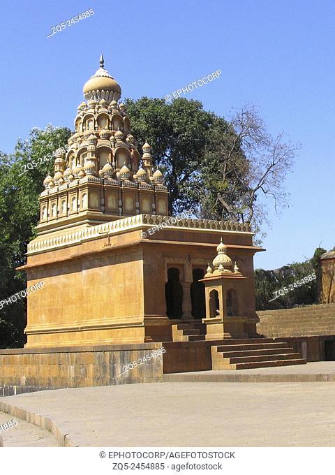 Lord Shiva temple at Nana Phadnavis Wada Wai, Satara, Maharasthra, India