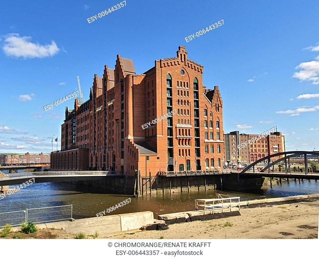 International Maritime Museum Hamburg, Germany
