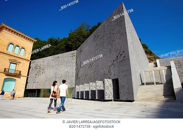 Museo San Telmo museum, San Sebastian, Gipuzkoa, Basque Country, Spain