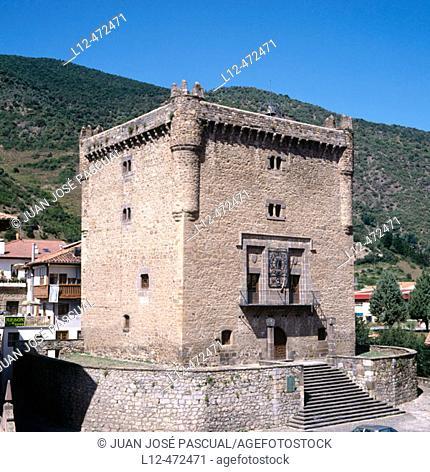 Torre del Infantado, Potes. Cantabria, Spain