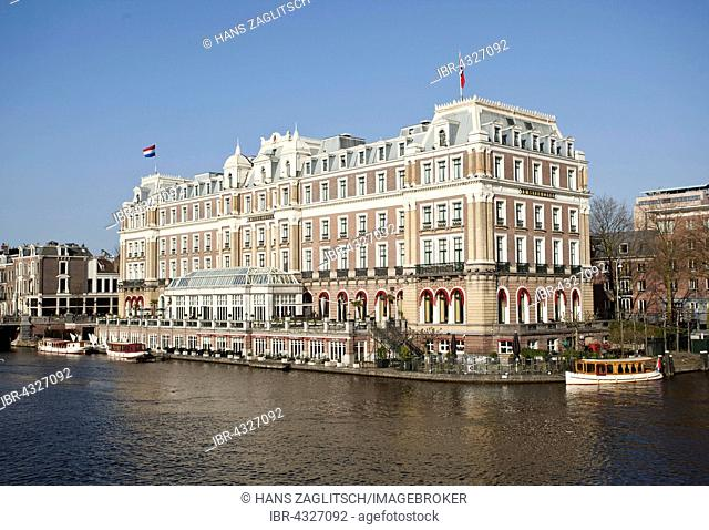 Amstel Hotel, Amsterdam, Holland, The Netherlands