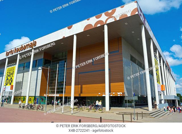Tartu Kaubamaja, shopping centre, Tarto, Estonia, Baltic States, Europe