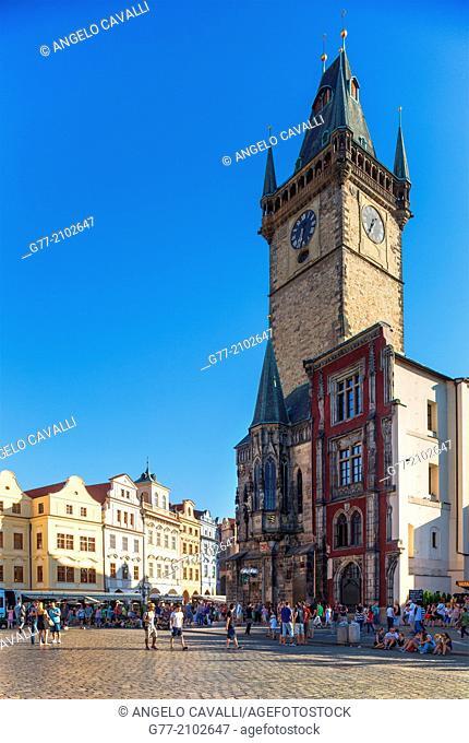 Czech Republic. Prague. The Old Town