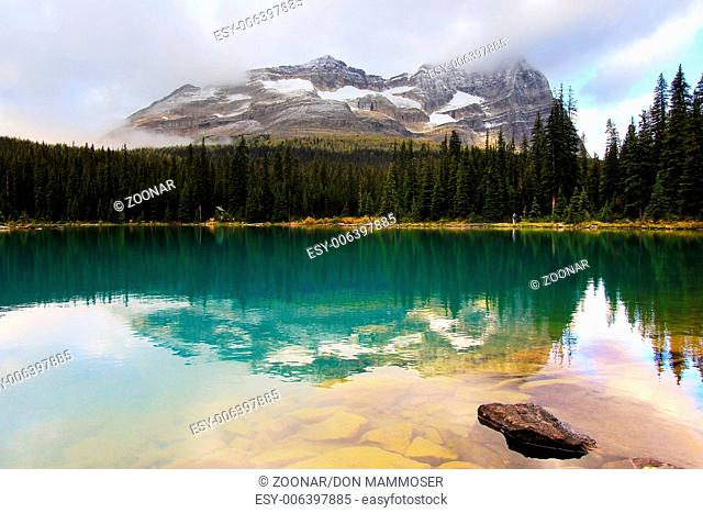 Lake O'Hara, Yoho National Park, British Columbia