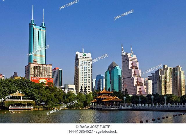 10854527, China, Guandong, Shenzhen, city, town, c