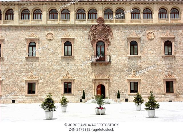 University, Alcala de Henares, Spain