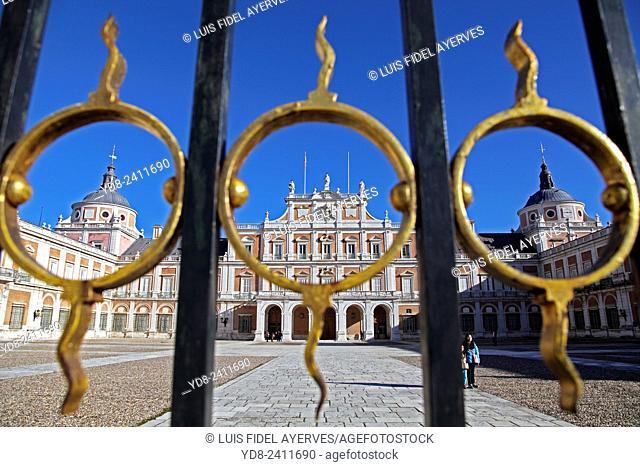Royal Palace of Aranjuez, Madrid, Spain