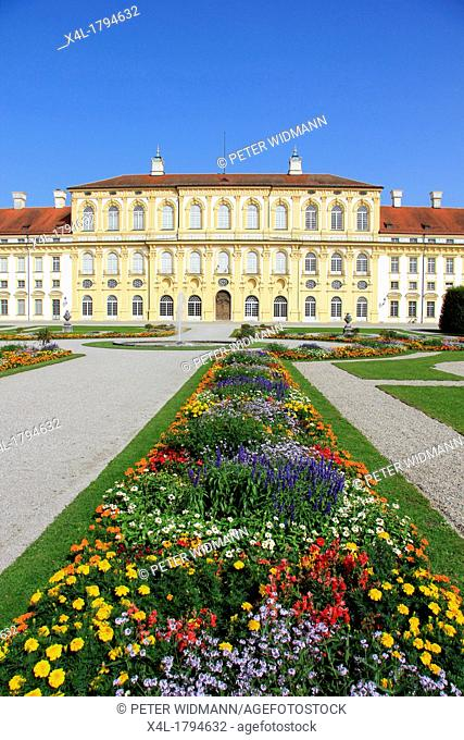 Schleissheim New Palace near Munich