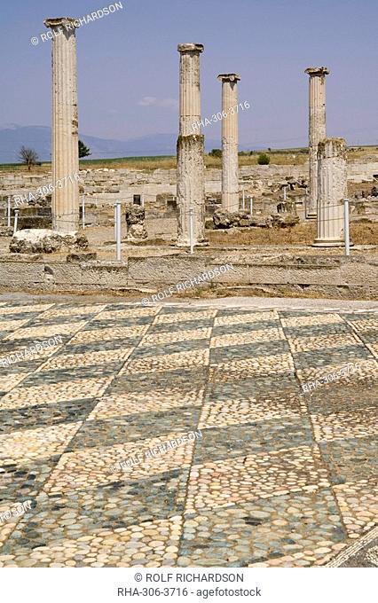 Pella, Alexander the Great's old city, Macedonia, Greece, Europe